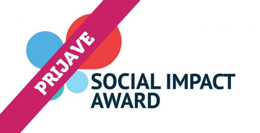social impact award prijave
